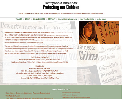 Christopher Productions: Protecting Our Children