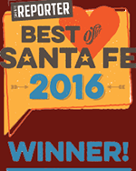 Best of Santa Fe winner 2016
