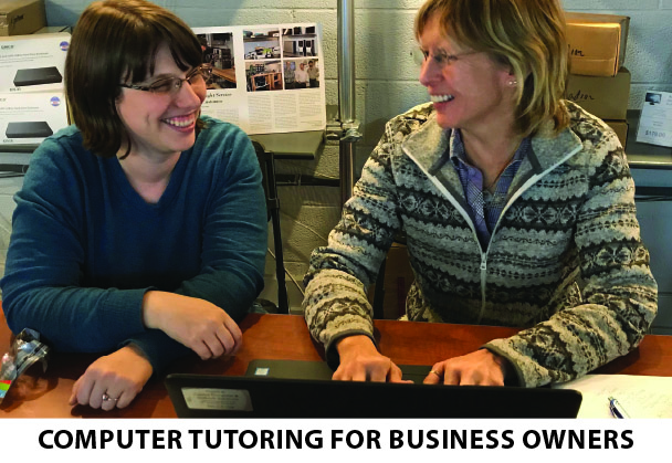 Computer tutoring for business owners in Santa Fe, NM