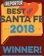 Best of Santa Fe winner 2018
